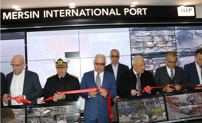 MIP'in yeni CCTV Yönetim Merkezi'nin Açılışı Yapıldı
