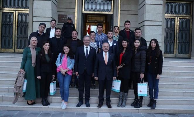 MTOSB'den Eskişehir'e Çıkartma