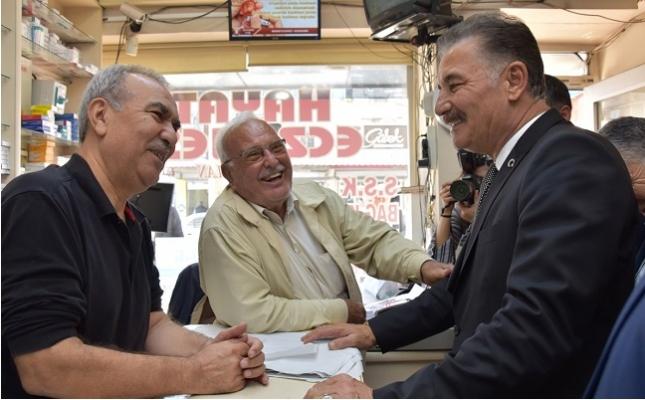 """Tuna: """"Belediyecilik Vicdanı Bir Meseledir"""""""