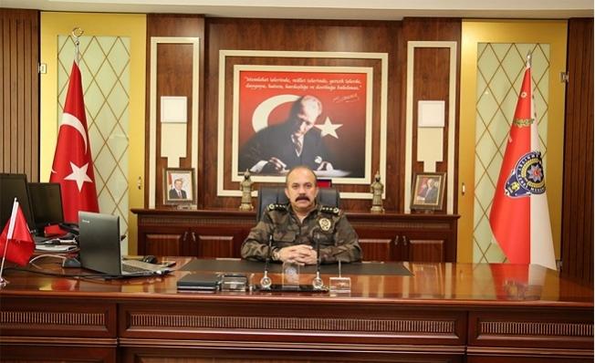 Adana'nın Yeni Emniyet Müdürü Zafer Aktaş