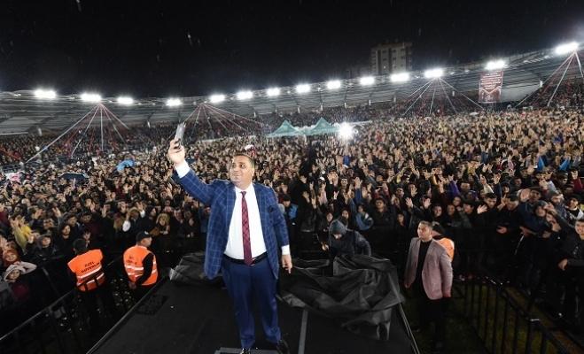 Atatürk Gösteri Merkezi Açıldı