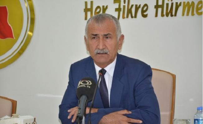 Bozyazı Belediye Başkanı MHP'den İstifa Etti.