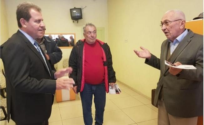 CHP'li Vahap Seçer, Çalışmalarını Aralıksız Sürdürüyor