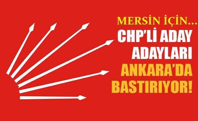 CHP Mersin'de Aday Muamması