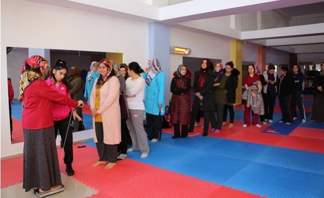 Erdemli Belediyesi'nden Obeziteye Karşı Kampanya