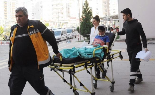 Fünye Patlamasında Yaralanan Çocuklar Mersin'e Sevk Edildi