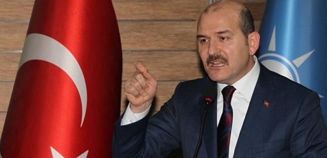 İçişleri Bakanı Soylu: Eninde Sonunda O Adamı Alacağız