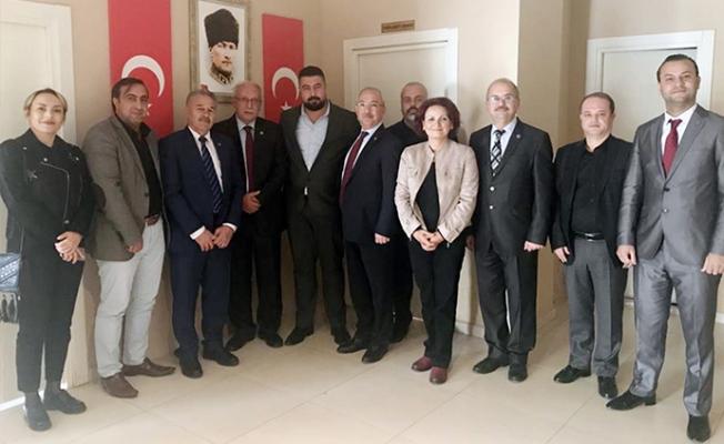 """İYİ Parti: """"Bu Hafta Mersin'de Düğüm Çözülecek"""""""