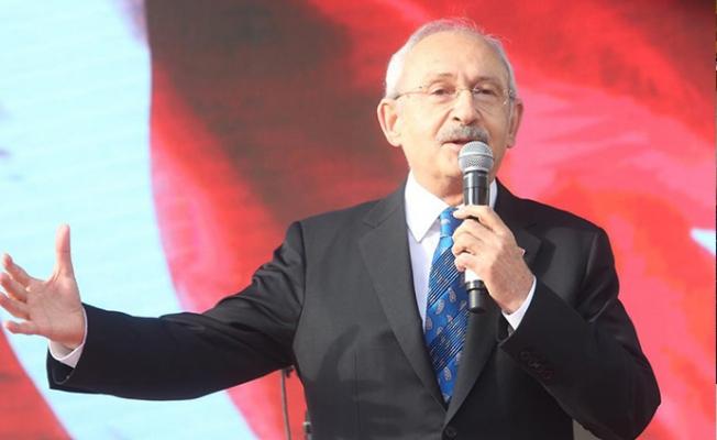Kılıçdaroğlu'nun Gözü Mersin'de