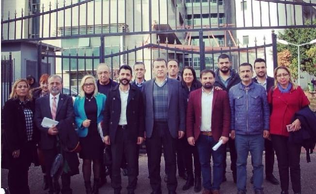 "Mersin'de CHP'li 4 Gence ""Erdoğan'a Hakaret""ten Hapis Cezası"
