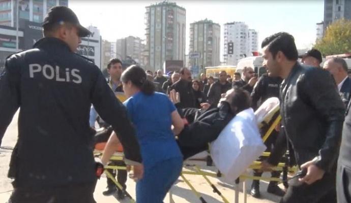Mersin'de İş Yeri Yangını: 1 Ölü, 5 Yaralı