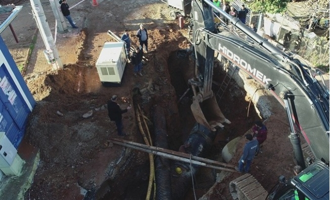 Mersin'de MESKİ Su Kesintisinin Sona Erdiğini Açıkladı