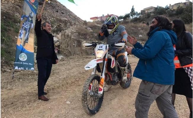 Mut'ta Motofest Yarışları Sona Erdi