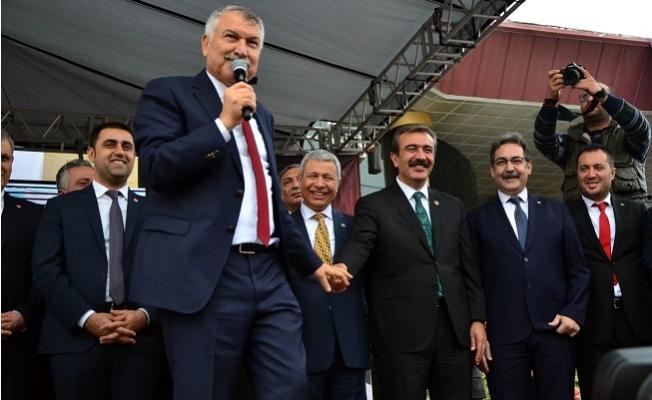 """""""Partici Değil, Harbici Başkan Olacağız"""""""