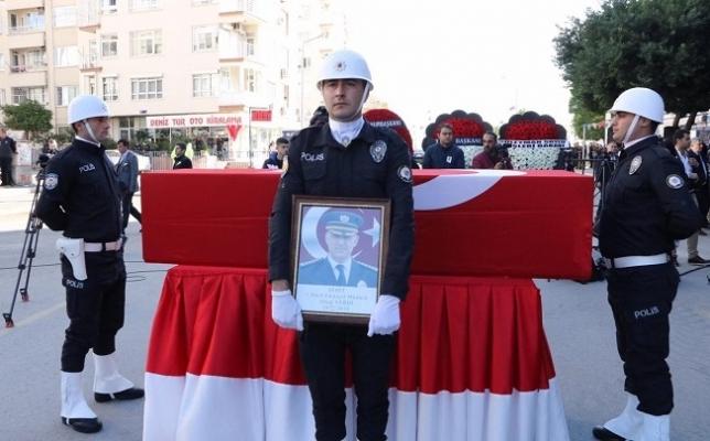 Şehit Emniyet Müdürü Mersin'de Son Yolculuğuna Uğurlanıyor