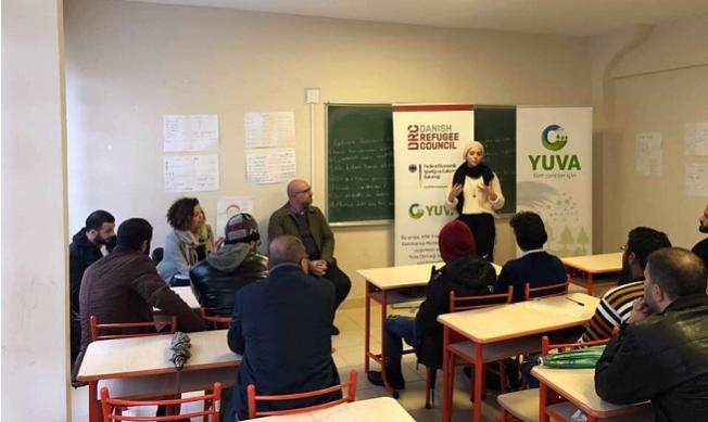 Suriyeli Mülteciler İçin 'Temel Haklar Atölyesi' Yapıldı