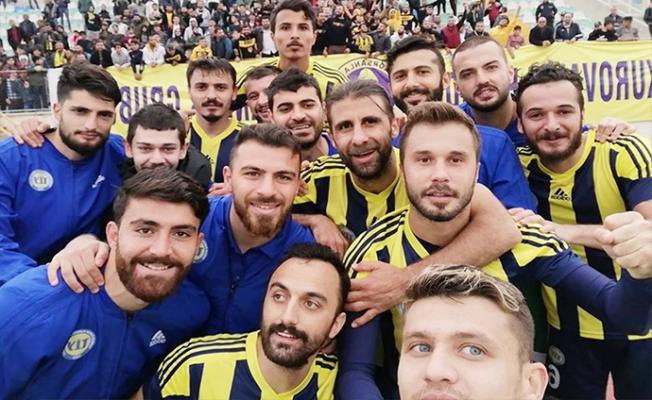 Tarsus İdman Yurdu 2 - Kırklareli Spor 1