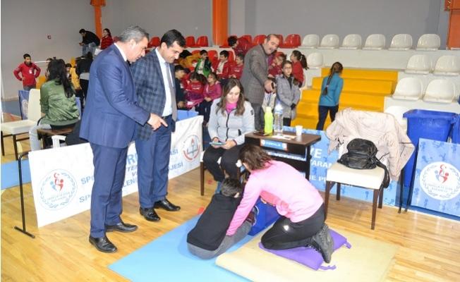 Yıldızbakan, Sportif Yetenek Çalışmalarını İnceledi