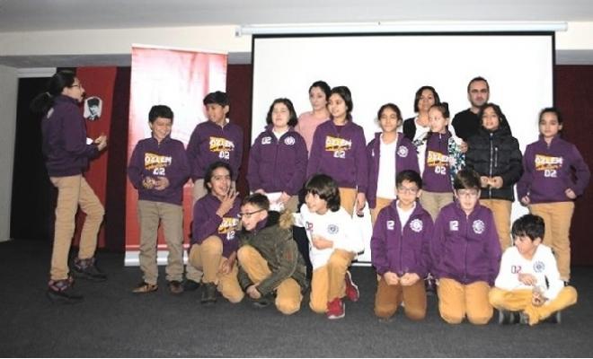 Mersin'de Öğrencilere Güvenli Gıda Eğitimi
