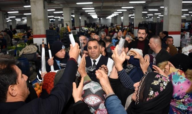 Tarsus'da Seçim Yatırımı İzdihama Döndü