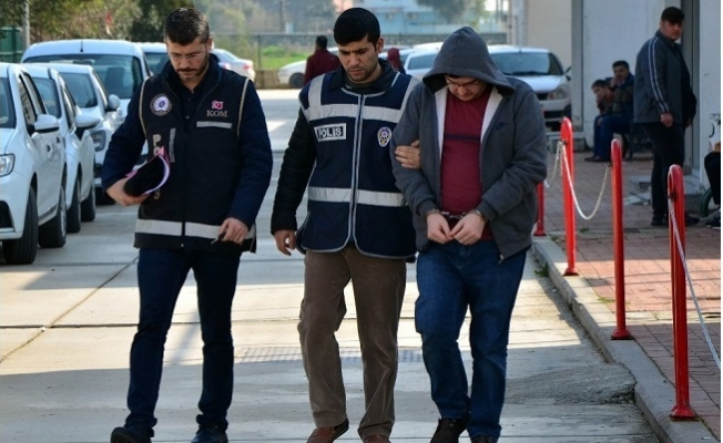 Adana'daki FETÖ Soruşturmasında 29 Gözaltı