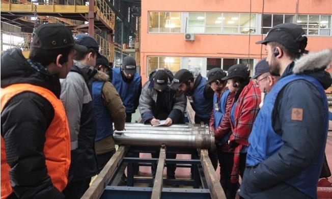 Akkuyu NGS'de Çalışacak Türk Mühendisler Uygulamalı Eğitimlerini Tamamladı