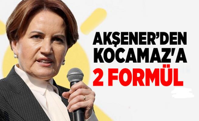 """Burhanettin Kocamaz'a 2 Formül"""