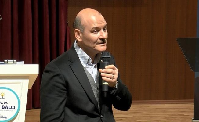 Bakan Soylu: Ankara Büyükşehir'e Kılıçdaroğlu'nun Adımını Attırmayın