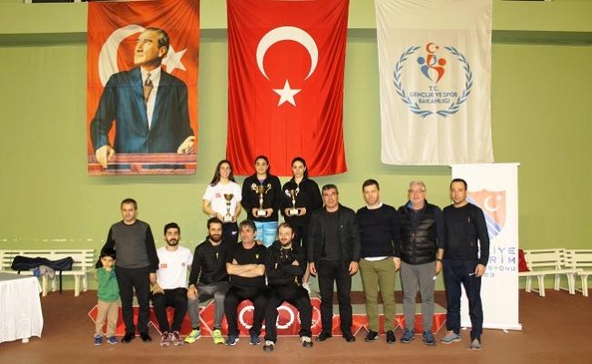 Eskrim Epe Federasyonu Kupası Sona Erdi