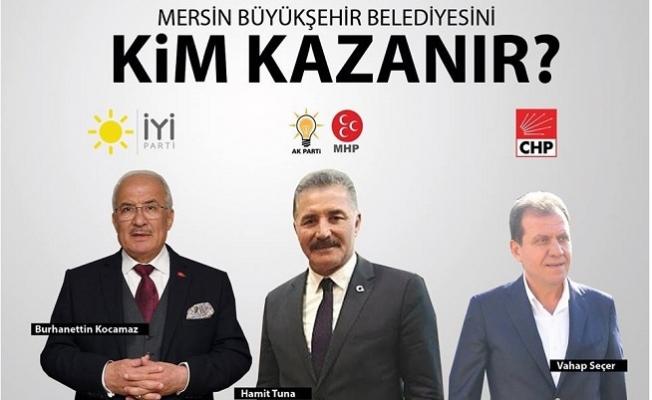 İşte Mersin Büyükşehir Belediye Başkan Adaylarının Biyografileri