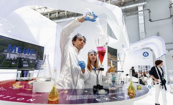 Küresel Nükleer Sektörü ATOMEXPO'DA Buluşacak