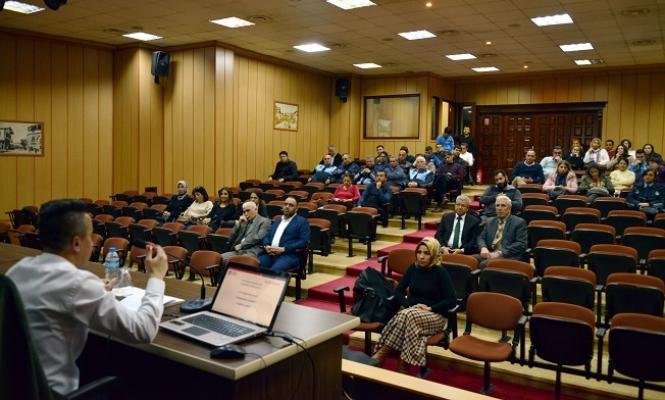 Mersin'de Bağımlılık Yapıcı Maddelerle Mücadelede Farkındalık Eğitimi