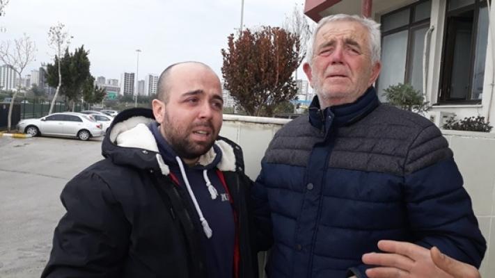 Mersin'de  Kayıp Olan Babasını Adana'da Buldu.