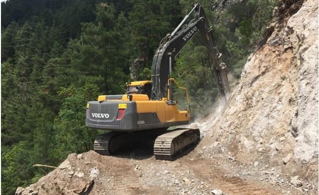 Mersin, Orman Yolları Yatırımlarının Yüzde 20 Üzerinde Çıktı