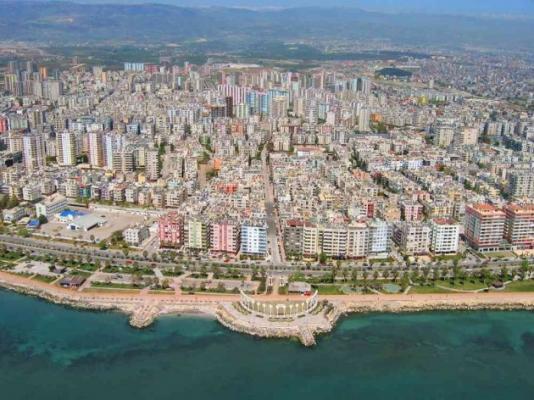 Mersin'in Nüfusu 1 Milyon 814 Bin 468'e Yükseldi