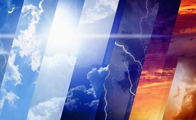 Meteoroloji Uyardı! Sağanak ve Fırtına Geliyor