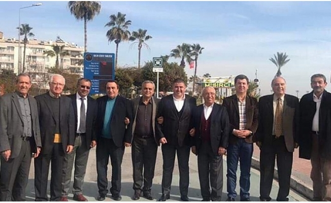 Seçim Öncesi CHP Mezitli'de Aday Krizi