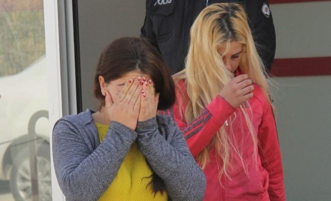 Şoförleri Soyan Kadınları Mahalleden Kovarken Katil Oldu