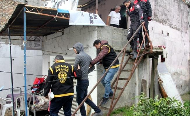 """""""Son Haciz"""" Operasyonunda Polis Servet Kurtardı"""