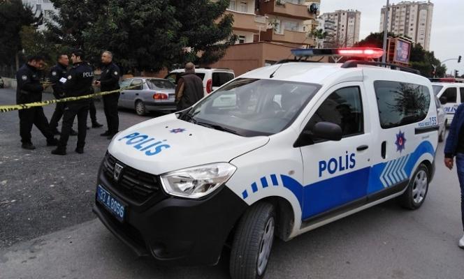 Tarsus'ta Silahla Yaralama