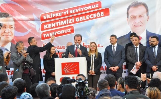 """""""Yoksulluk Mersin'in Kaderi Değil"""""""