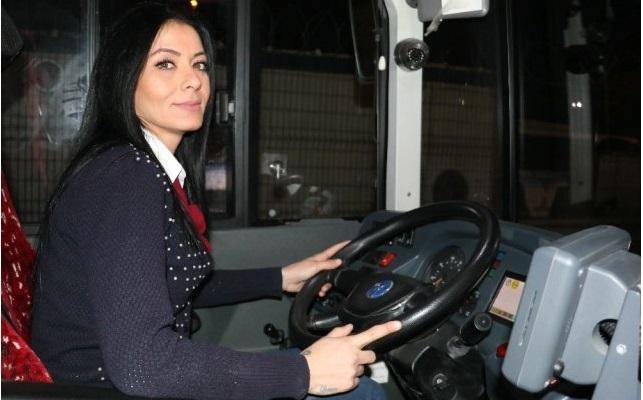 Adana, 126 Kadın Şoför İstihdamıyla Türkiye'de İlk Sırada