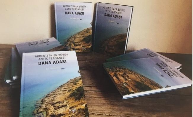 """""""Akdeniz'in En Büyük Antik Tersanesi: Dana Adası"""""""
