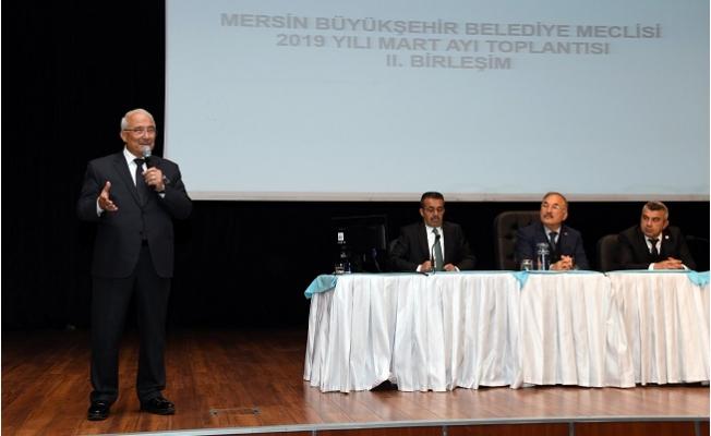 Başkan Kocamaz, Meclis Üyeleriyle Vedalaştı