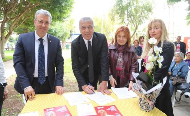 'Doğa Dostu Belediye Başkanı Taahhütnamesi'ni İmzaladı