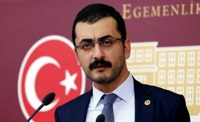 CHP'li Eren Erdem'e 4 Yıl 2 Ay hapis Cezası...