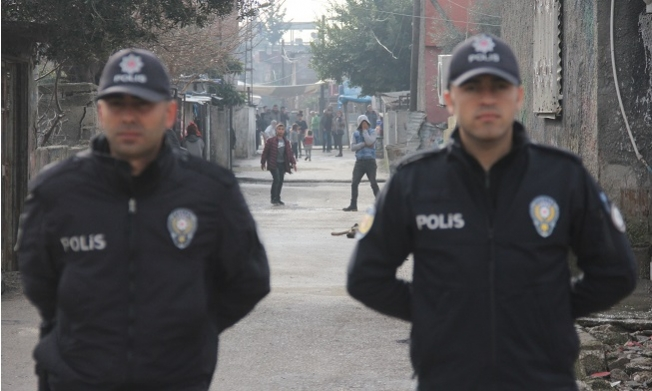 """""""Cono""""lara Uyuşturucu Ablukası"""