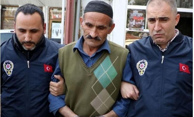 Eşini Tahrayla Öldüren Zanlı Tutuklandı