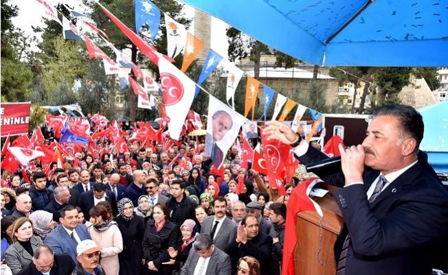 "Hamit Tuna: ""Milletimiz, Cumhur İttifakı'nda Kararını Vermiş"""