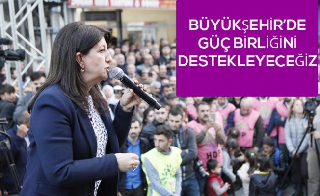"""HDP: """"Akdeniz'de Kayyumun Biletini Kesmiş"""""""